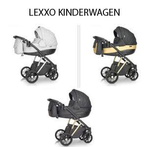 LEXXO Passeggino